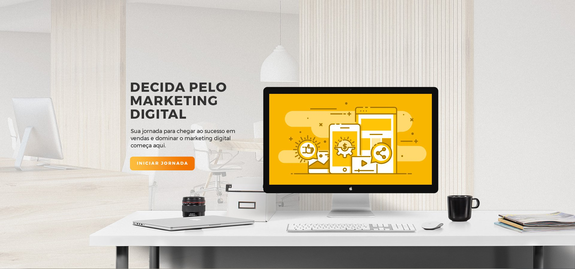 Leelah Agência de Marketing Digital - Decida pelo Marketing Digital